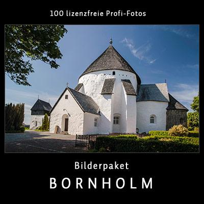 Bilderpaket Bornholm - 100 lizenfreie Profi-Fotos