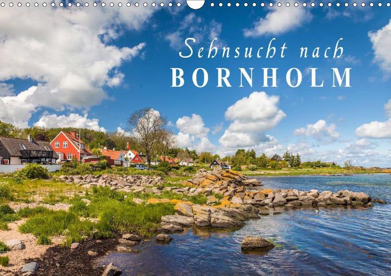 Kalender Sehnsucht nach Bornholm 2019