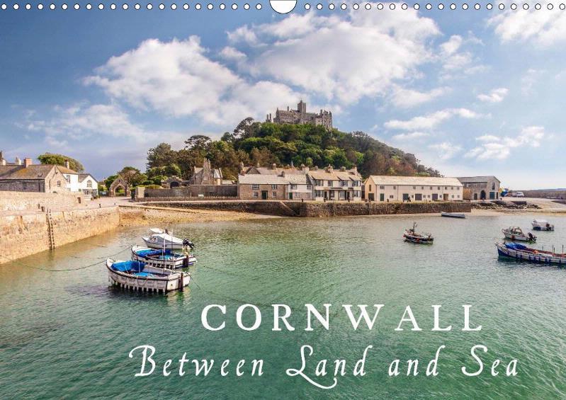 Calendar Cornwall - Between Land and Sea 2019