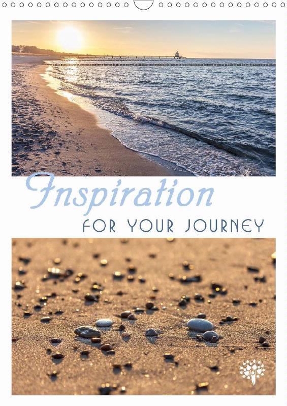 Calendar - Inspiration for your Journey 2018