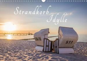 Kalender Strandkorb-Idylle 2018