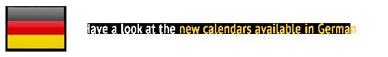 Deutsche Kalender