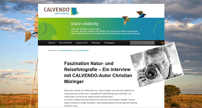 calvendo-interview
