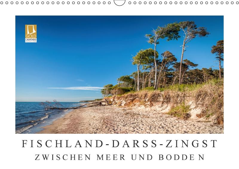 Kalender Fischland - Darß - Zingst: Zwischen Meer und Bodden 2019