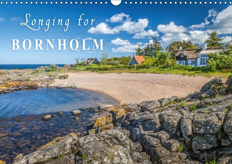 Calendar - Longing for Bornholm 2019