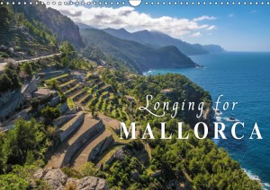 Calendar Longing for Mallorca 2017