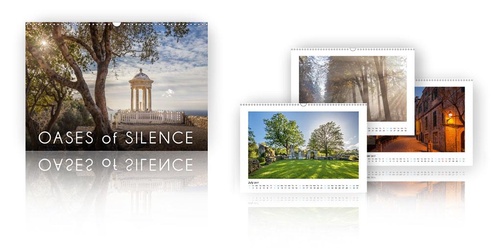 Calendar Oases of Silence 2018