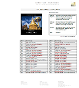 Datenblatt Bilderpaket Thailand