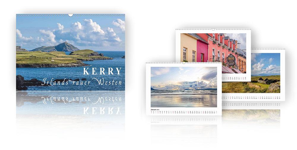 Kalender Kerry - Irlands rauer Westen 2018