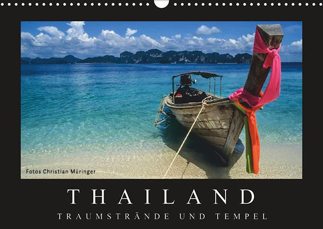 Thailand 2019 Monatskalender