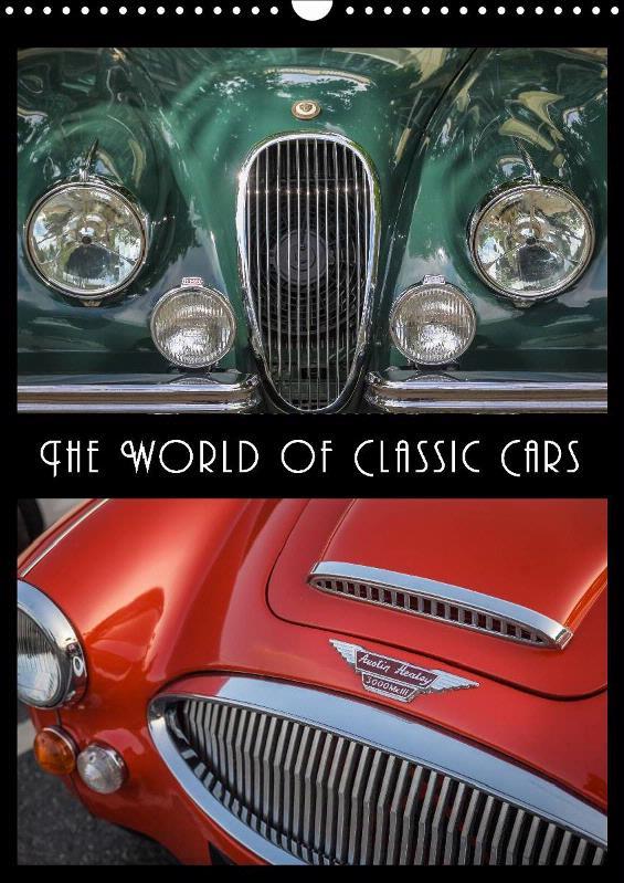Calendar - The World of Classic Cars 2019