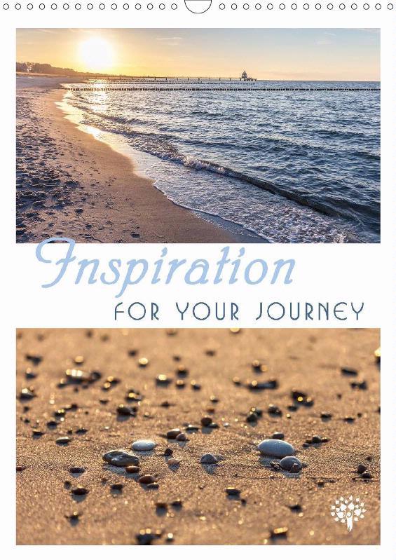 Calendar - Inspiration for your Journey 2019
