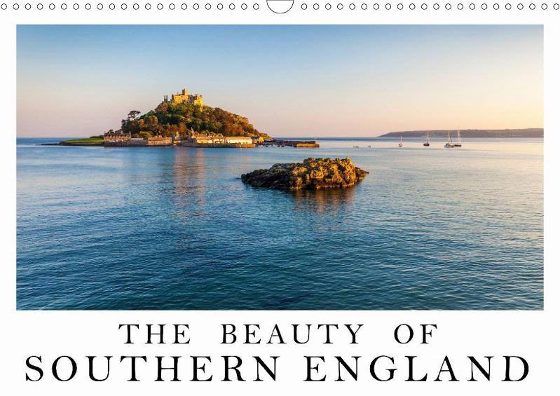Calendar - The Beauty of Southern England 2019