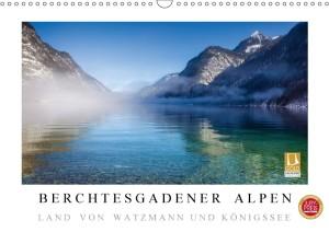 Kalender Berchtesgadener Alpen 2019