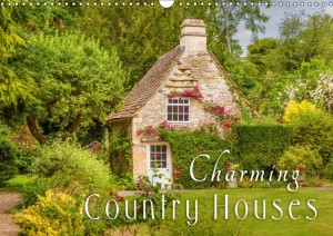 Calendar Charming Country Houses 2019