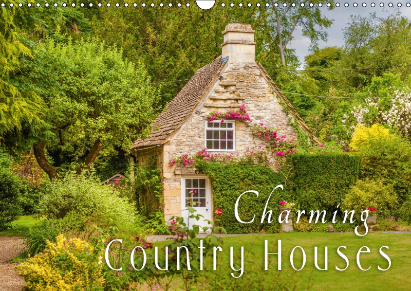 Calendar - Charming Country Houses 2019