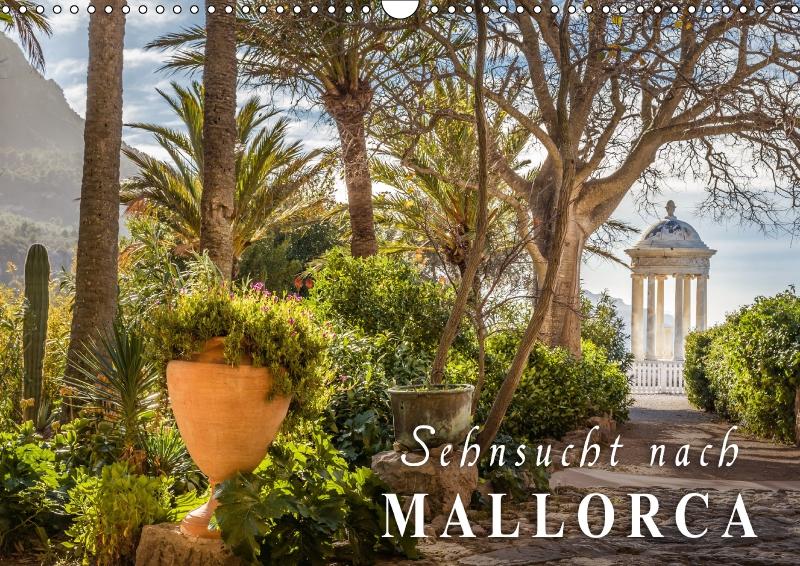 Kalender Sehnsucht nach Mallorca 2019