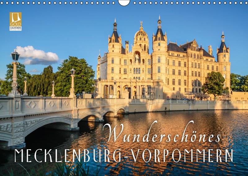 Kalender Wunderschönes Mecklenburg-Vorpommern 2017