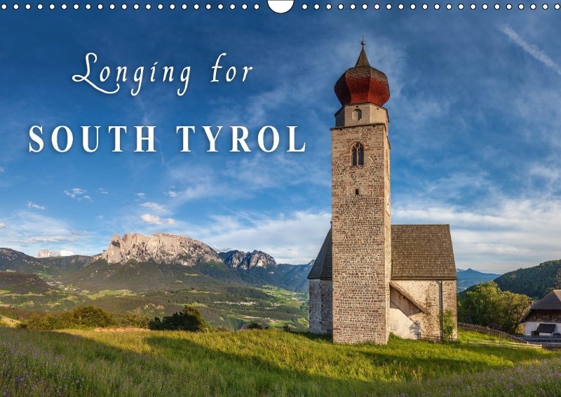 Calendar - Longing for South Tyrol 2019
